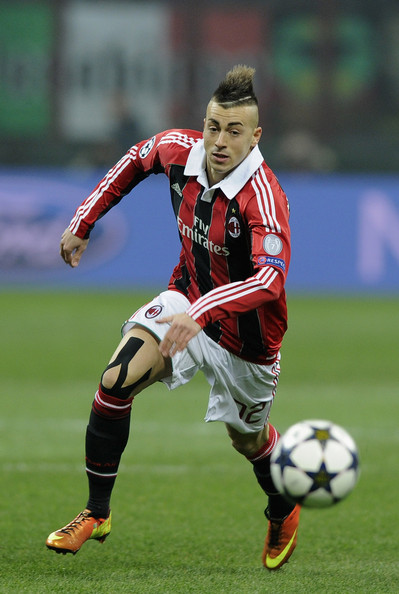 Round Of 16 In This Photo Stephan El Shaarawy Stephan El Shaarawy Of