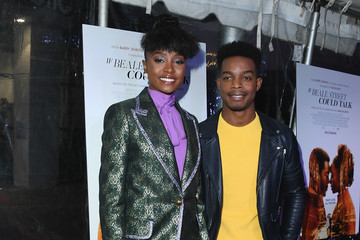 Stephan James Kiki Layne Los Angeles Special Screening Of 'If Beale Street Could Talk' - Arrivals
