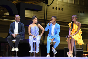 Stephan James 2018 Essence Festival Presented By Coca-Cola - Ernest N. Morial Convention Center - Day 1