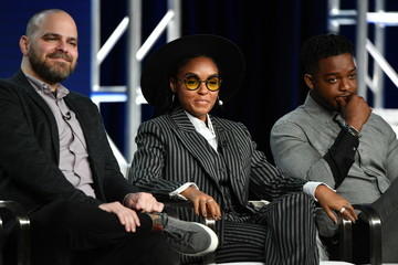Stephan James 2020 Winter TCA Tour - Day 8