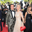 """Stephane Ruffier-Meray """"Annette"""" & Opening Ceremony Red Carpet - The 74th Annual Cannes Film Festival"""