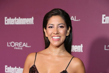 Stephanie Beatriz 2017 Entertainment Weekly Pre-Emmy Party - Red Carpet