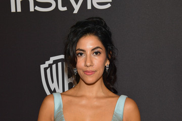 Stephanie Beatriz The 2019 InStyle And Warner Bros. 76th Annual Golden Globe Awards Post-Party - Red Carpet