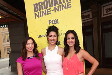 Stephanie Beatriz 'Brooklyn Nine-Nine' Steak-Out Block Party — Part 2