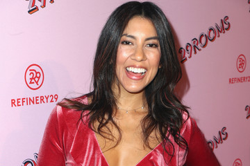 Stephanie Beatriz Refinery29 29Rooms Los Angeles: Turn It Into Art Opening Night Party