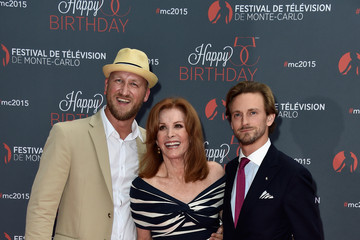 Stephanie Powers 55th Monte Carlo TV Festival : Day 4