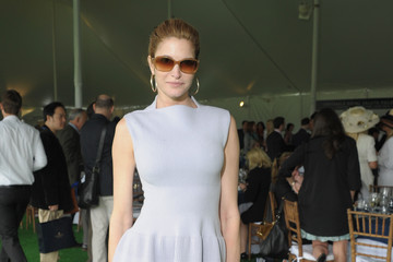 Stephanie Seymour Celebs at the Sentebale Royal Salute Polo Cup — Part 2
