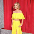 Stephanie Waring The British Soap Awards 2019 - Red Carpet Arrivals