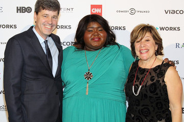 Stephanie Williams Reel Works Gala Benefit 2015 at Capitale Honors Gabourey Sidibe and Alex Gibney