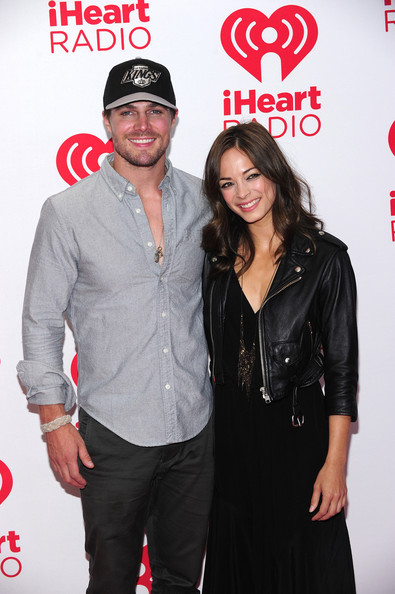 Stephen Amell Pictures - 2012 iHeartRadio Music Festival ...