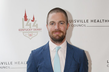 Stephen Amell Louisville Healthcare CEO Council Kentucky Derby Greenroom
