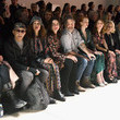 Stephen Burrows Anna Sui - Front Row - February 2019 - New York Fashion Week: The Shows