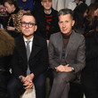 Stephen Colb Ralph Lauren - Front Row - Fall 2016 New York Fashion Week: The Shows