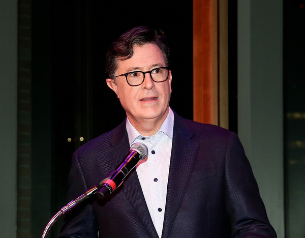 Sad! A Happy Evening With Stephen Colbert & Samantha Bee for Montclair Film at NJPAC