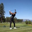 Stephen Curry American Century Championship - Round Two