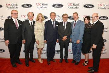 Stephen D. Smith USC Shoah Foundation Ambassadors for Humanity Gala Honoring William Clay Ford, Jr. - Reception