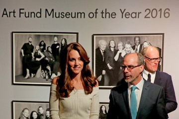 Stephen Deuchar The Duchess Of Cambridge Presents The Art Fund Museum Of The Year 2016 Prize