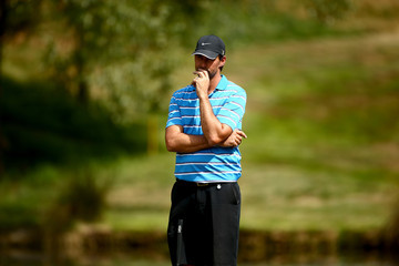 Stephen Fleming New Zealand Open: Day 1
