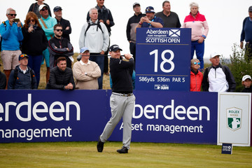 Stephen Gallacher AAM Scottish Open - Day One