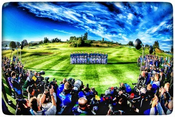 Stephen Gallacher Victor Dubuisson Alternatives Views of the Ryder Cup