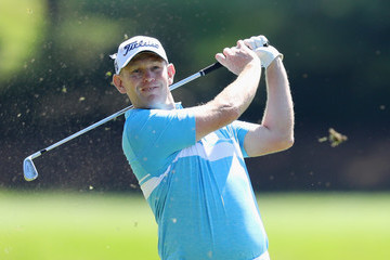 Stephen Gallagher BMW PGA Championship - Day Two
