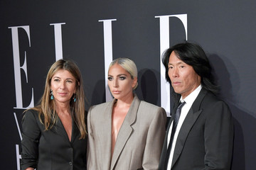 Stephen Gan ELLE's 25th Annual Women In Hollywood Celebration Presented By L'Oreal Paris, Hearts On Fire And CALVIN KLEIN - Red Carpet