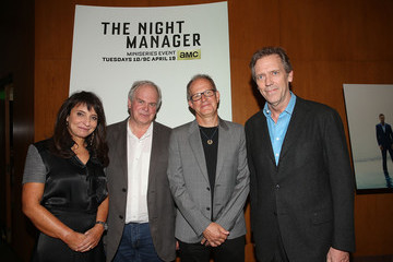 Stephen Garrett AMC's 'The Night Manager' DGA Panel With Susanne Bier and Hugh Laurie