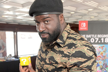 Stephen Hill Nintendo At The Variety Studio At Comic-Con San Diego 2018