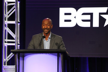 Stephen Hill Viacom Winter TCA Panels and Party