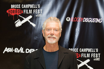 Stephen Lang Stephen Lang and Director Fede Alvarez Attend the 'Don't Breath' Screening at Bruce Campbell Horror Film Festival