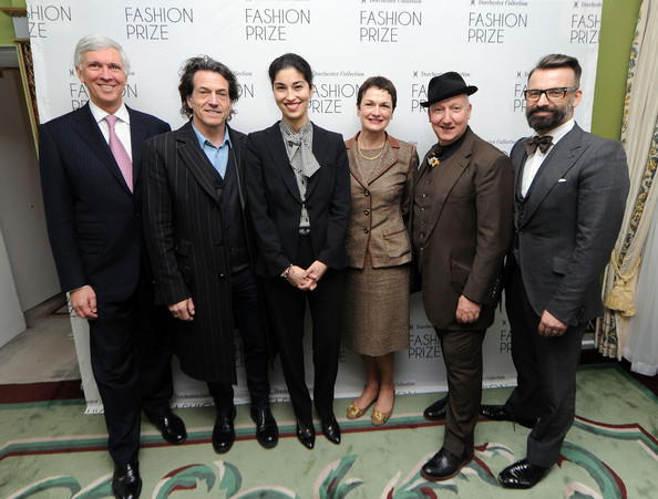 Launch of the 2013 Dorchester Collection Fashion Prize