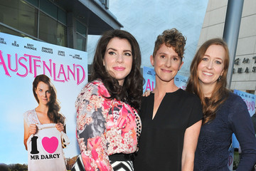 Stephenie Meyer 'Austenland' Premieres in Hollywood