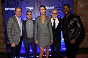 Sterling K. Brown Entertainment Weekly & People New York Upfronts Party 2018 - Inside