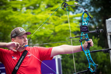 Steve Anderson Archery World Cup 2016 Stage 2 - Medellin