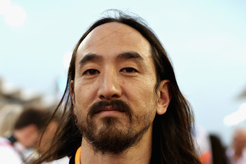 Steve Aoki F1 Grand Prix of Bahrain