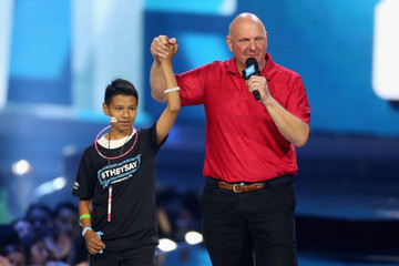 Steve Ballmer WE Day California