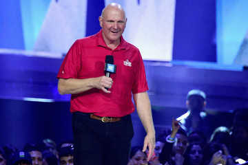 Steve Ballmer WE Day California - Inside