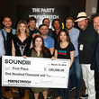 Steve Bertoni Sound Ventures Presents Their Tech Competition, PerfectPitch, At SXSW