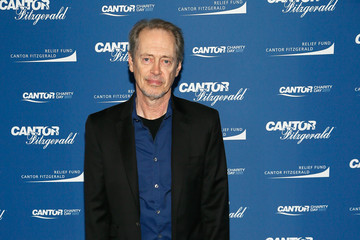 Steve Buscemi Annual Charity Day Hosted By Cantor Fitzgerald, BGC and GFI - Cantor Fitzgerald Office - Arrivals