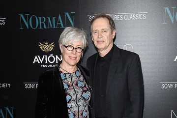 Steve Buscemi The Cinema Society Hosts a Screening of Sony Pictures Classics' 'Norman' - Arrivals