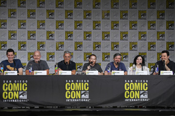 Steve Callaghan Comic-Con International 2018 - 'American Dad!' And 'Family Guy' Panels