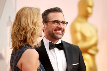 Steve Carell Arrivals at the 87th Annual Academy Awards — Part 2