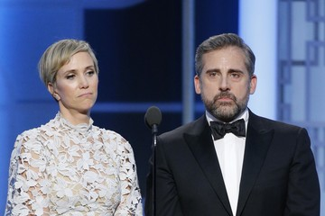 Steve Carell 74th Annual Golden Globe Awards - Show