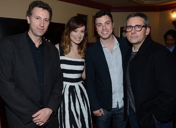 steve carell and john francis daley photos photos zimbio