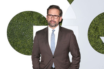 Steve Carell Arrivals at the GQ Men of the Year Party