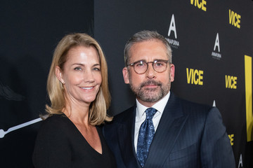 Steve Carell Nancy Carell Annapurna Pictures, Gary Sanchez Productions And Plan B Entertainment's World Premiere Of 'Vice' - Red Carpet