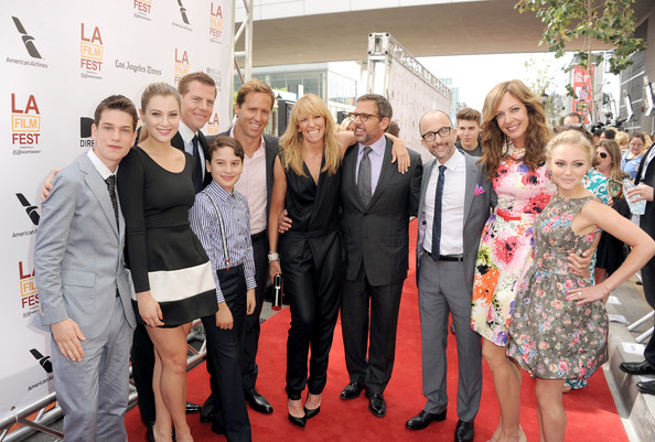 Toni Collette and steve carell movie