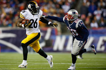 Steve Gregory Pittsburgh Steelers v New England Patriots