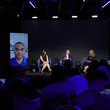 Steve Hellmuth Jessica Alba Speaks At AT&T 5G Immersive Event