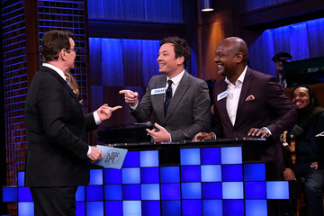 Steve Higgins Tim McGraw & Faith Hill Visit 'The Tonight Show Starring Jimmy Fallon'